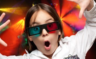 Special event 3d glasses